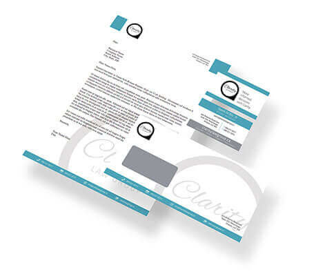 Clarity Law Group Corporate Identity